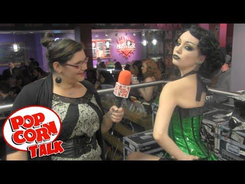 Haylee Holiday @ Hustler's 7 Deadly Sins Event | Popcorn Talk Network