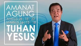 56 Pastor's Message Pdt DR Ir Niko Njotorahardjo July 2019
