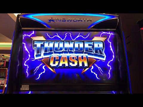Thunder Cash Max $100 Bet Bonus