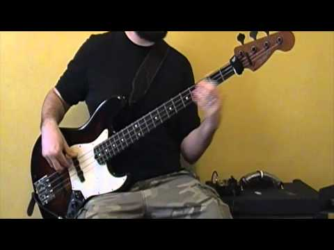 Living Colour - Cult Of Personality - Funk Metal Bass Lesson
