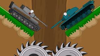Все серии (Мир игр) Мультики про танки