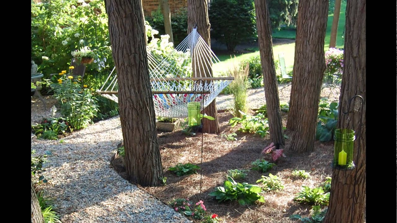 Shade Garden Design | Shade Garden Design Plans | Perennial Shade Garden  Design   YouTube
