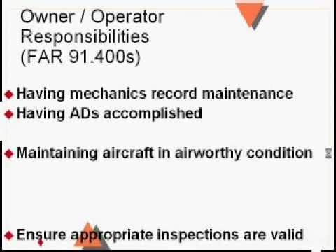 C Airworthiness Requirements II 57 minutes SP 08