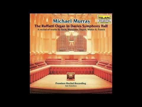 Michael Murray - Complete Recordings (Davies Symphony Hall I)
