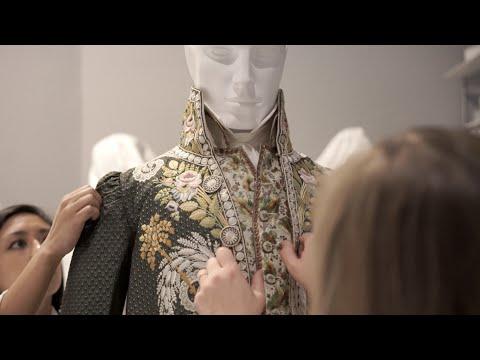 Museum Exhibition /// Reigning Men: Fashion in Menswear, 1715–2015