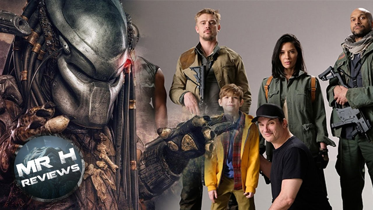 The Predator NOT opening against Black Panther - Delayed