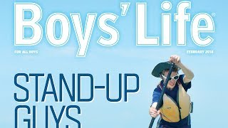 Inside the February 2018 Issue of Boys 39 Life