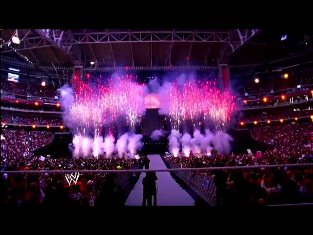 Wrestlemania 28 Theme Song Teaser (The Road Has Just Begun)