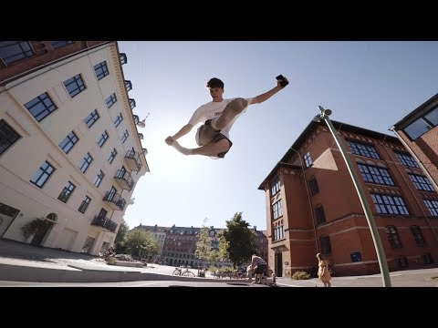 Crazy Fun Town | Copenhagen Parkour Training