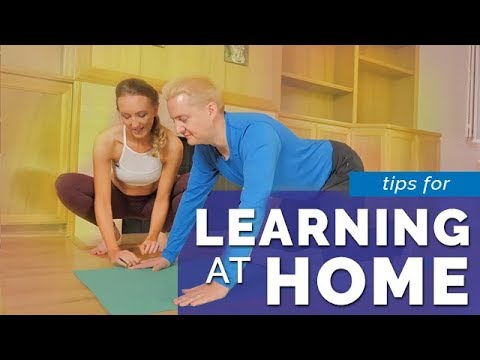 How To Start Yoga At Home With Online Yoga Videos