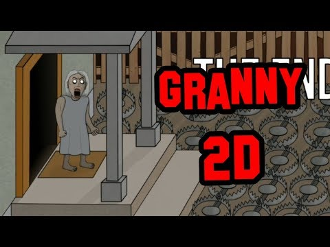 GRANNY 2D FULL GAME