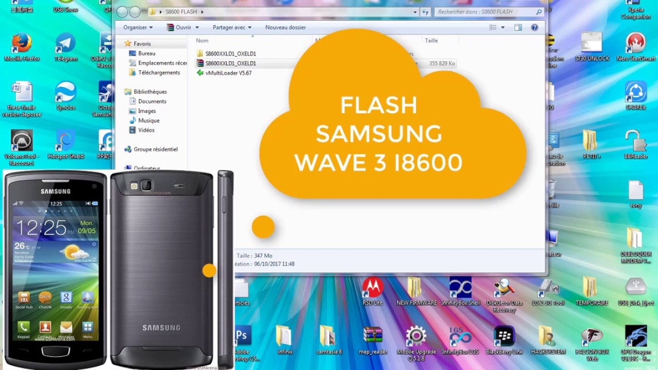 GT-S8600 3 PLAY TÉLÉCHARGER STORE SAMSUNG WAVE
