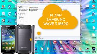 SAMSUNG wave 3 S8600 Firmware flash guide