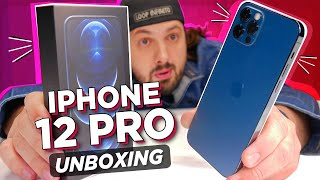 IPHONE 12 PRO - UNBOXING!