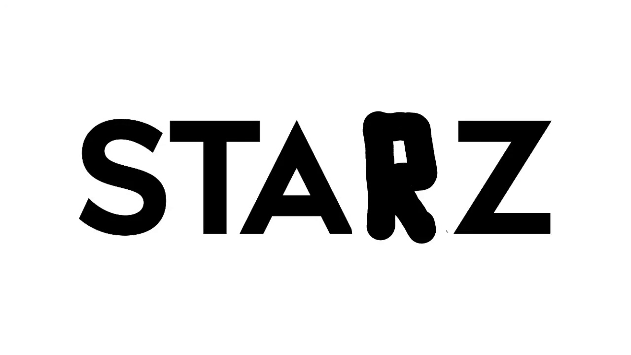 Starz 2016 Logo Bloopers Take 6: R Looks Different - YouTube
