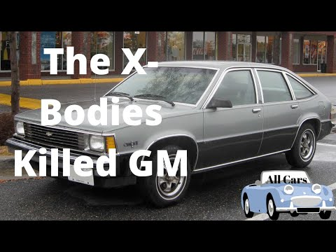 The X Body (Chevy Citation) Killed GM