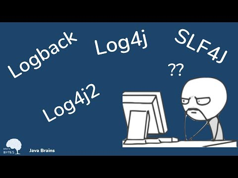 logback-vs-slf4j-vs-log4j2---what-is-the-difference?-java-brains-brain-bytes
