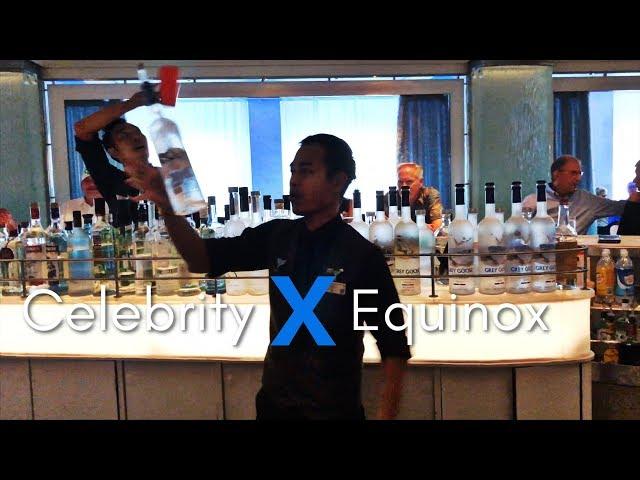 Gile ..!! Bartender Indonesia di Celebrity Cruise