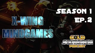 X wing Mind Games Pilot Season 1 Ep  2 (Asajj, Ketsu vs Vessary, Ryad, Delta)
