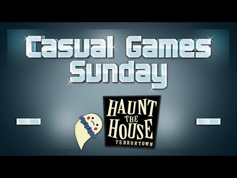 Haunt the House: Terrortown - Casual Games Sunday #51 [Deutsch]