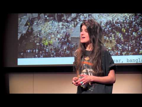 The local economy of fashion: Kerrin Smith at TEDxGallatin 2014