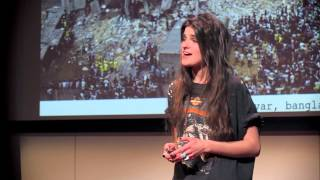 The local economy of fashion: Kerrin Smith at TEDxGallatin 2014
