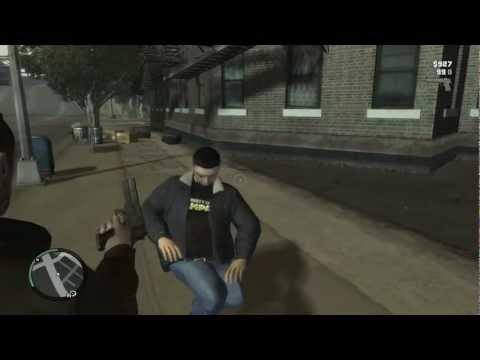 Grand Theft Auto IV [Gameplay-HD]