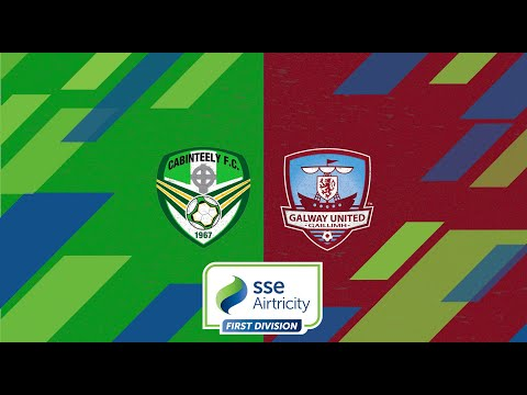 First Division GW21: Cabinteely 0-1 Galway United