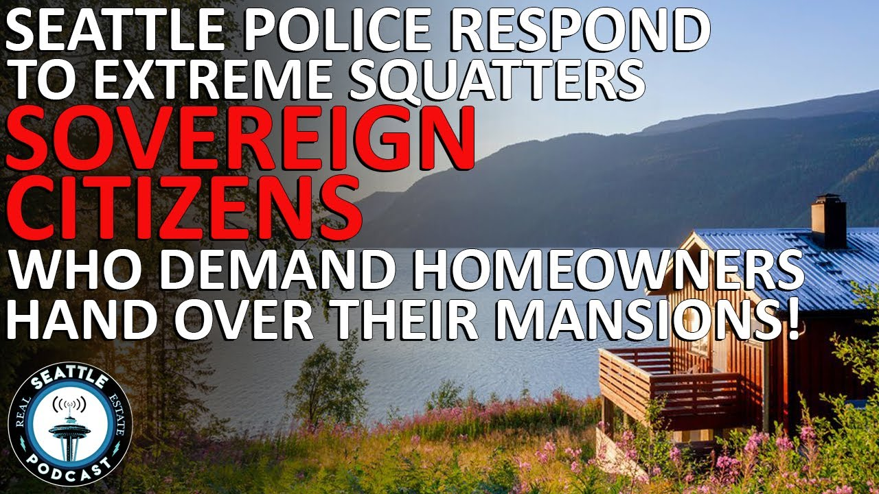 """Police warn of """"Sovereign Citizens"""" Demanding Citizens Give Up Their Homes 