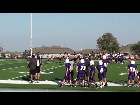 Farley Middle School VS Marble Falls Middle School