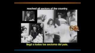 Obra de la fundación Eva Perón