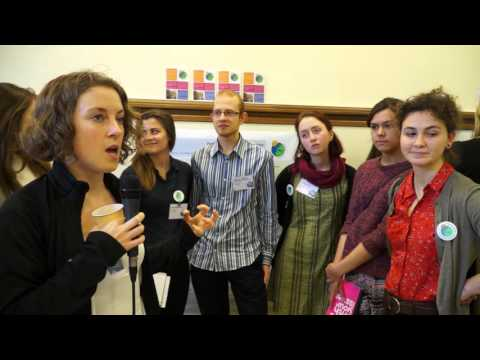 Global University Climate Forum - Interview of students from the University of Cambridge