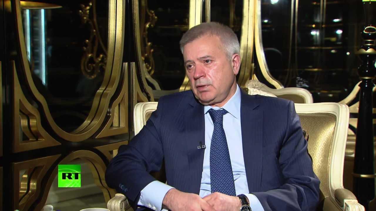 Интервью с президентом НК ЛУКОЙЛ