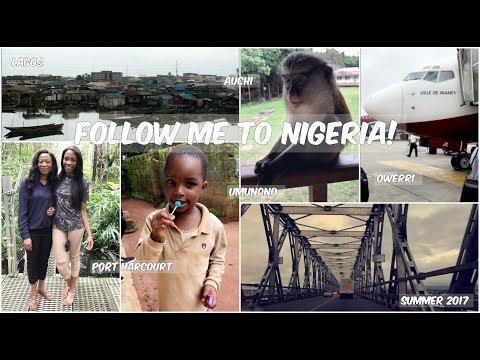 Travel Vlog: Trip to Nigeria