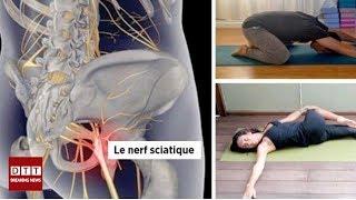 8 Exercices de yoga qui soulagent la douleur sciatique en moins de 20 minutes