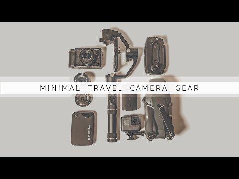 Minimalist Travel Camera Gear // my attempt at being minimal 🤓