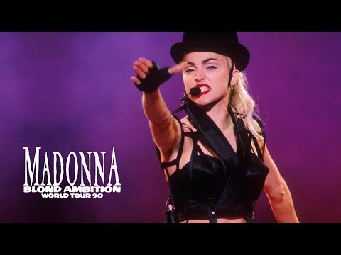 Madonna - Keep it Together Blond Ambition Tour