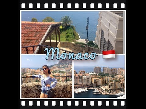 😍MONACO🇲🇨|Travel Vlog|