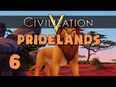 Civilization 5 Deity - Let's Play Pridelands - Part 6