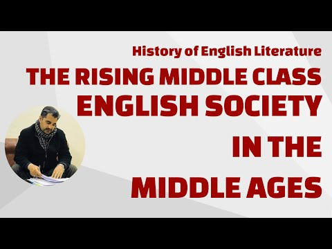 LECTURE 5- The Merchant Class | History | Medieval English Literature | The Middle Ages Part II