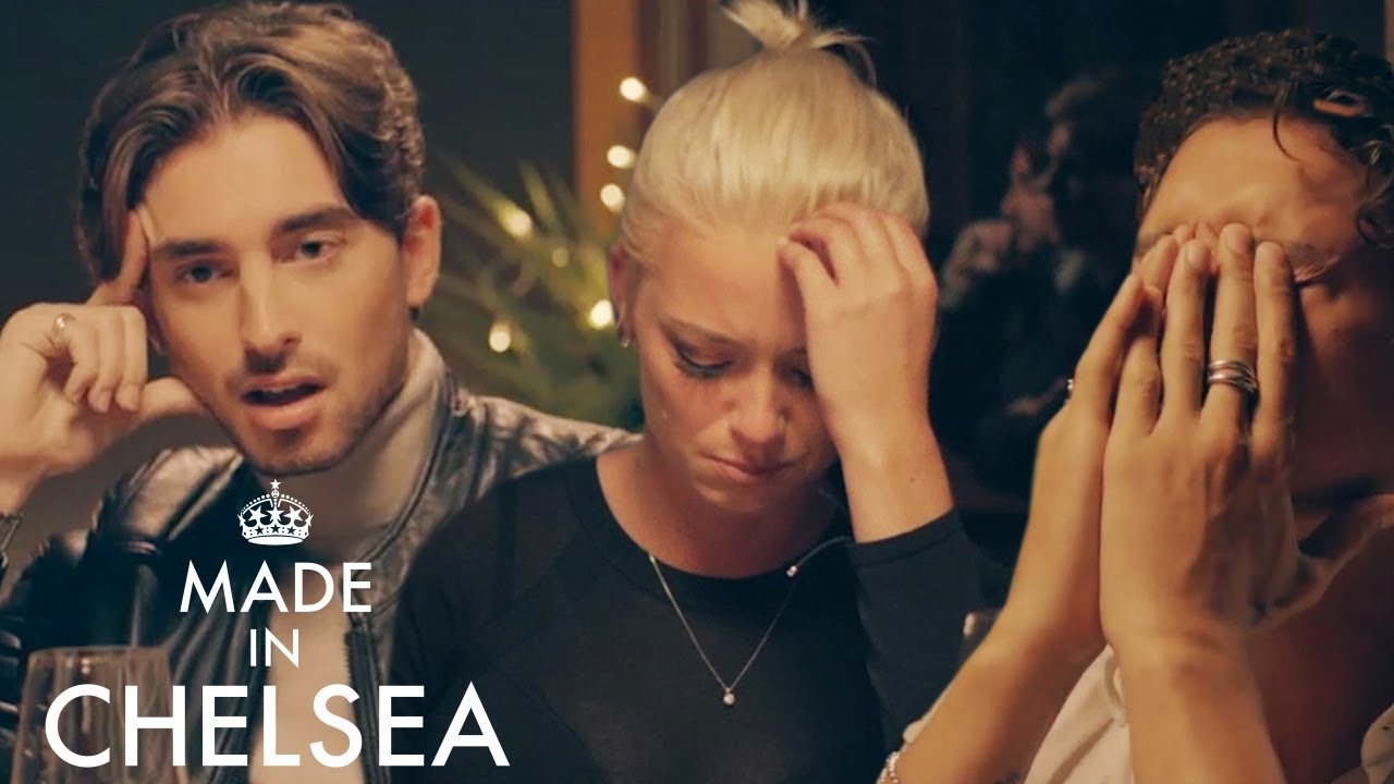 Spencer made in chelsea hookup history
