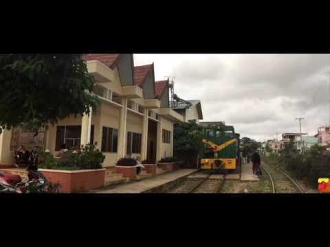 Vietnam's Romantic Hill Town Train-The Da Lat Railway