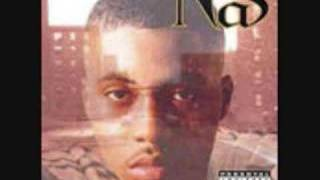 NaS - The Message (complete with lyrics)