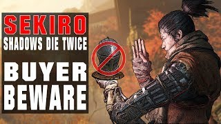 EVERYTHING You Should Know About Sekiro: Shadows Die Twice