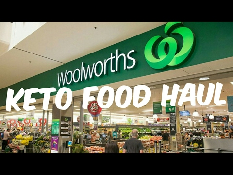 Weekly Keto Food Haul | Our Grocery Shop For The Week | Woolworths  & Aldi Food Haul