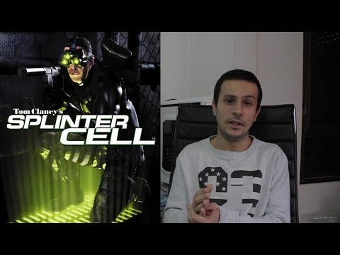 Tom Clancy's Splinter Cell (2002) (Análisis/Review) + vuelta a la carga