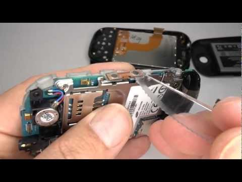 Galaxy 5/Europa/Corby GT-i5500/GT-i550/GT-i5503 Disassembly & Assembly