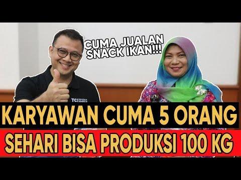 BISNIS RUMAHAN, IBU INI CUMA JUAL KRIPIK IKAN, JADI MILYARDER! from YouTube · Duration:  10 minutes 57 seconds