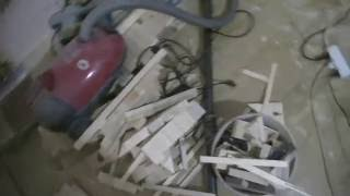 2 - Solid wood kitchen cabinet making part 2