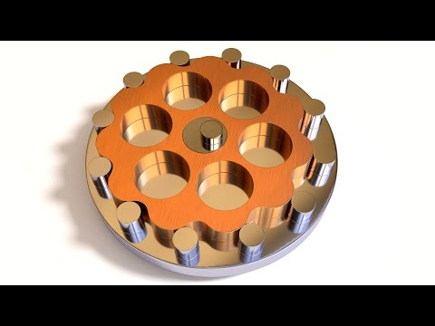 Tutorial: How to Model a Hypocycloid Drive in Blender